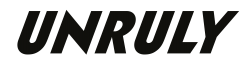 Unruly logo black 2018